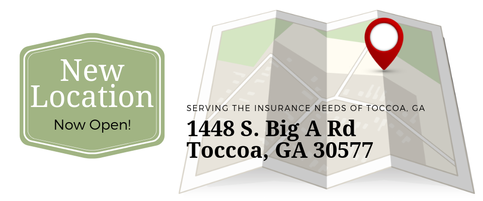 new location now open in toccoa, GA